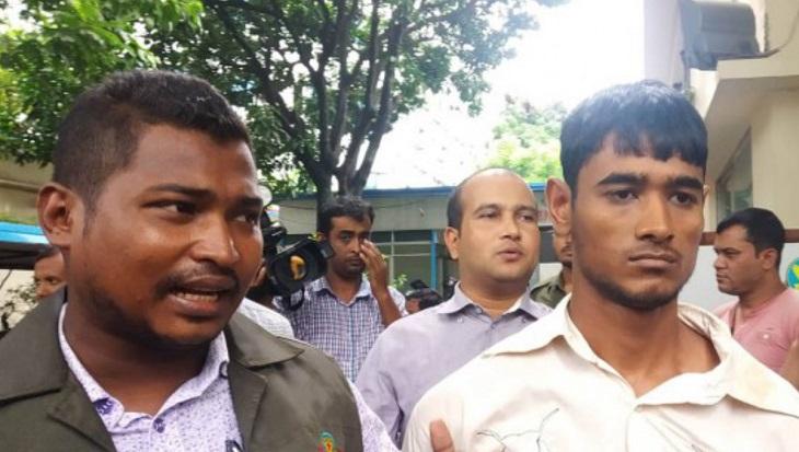 Lone accused indicted in Saima murder case