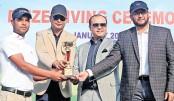 Bashundhara Open Golf concludes