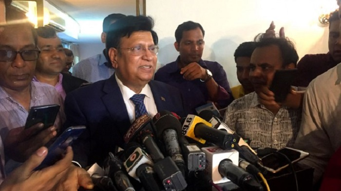 FM Momen for producing film on Rohingya stories