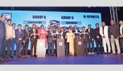 Bangladesh to face Palestine, Sri Lanka in Group A