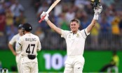 Australia declare 217-2, New Zealand face 416 to win