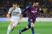 Barca and Real Madrid neck and neck as Spanish season reaches halfway