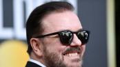 Gervais roasts Hollywood as Golden Globes kick off