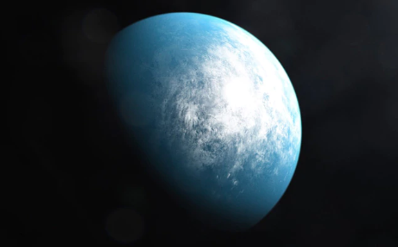 Earth-sized World found in