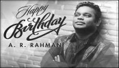Happy Birthday AR Rahman as he turns 53