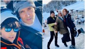 Hrithik Roshan, Sussanne Khan's holiday with sons