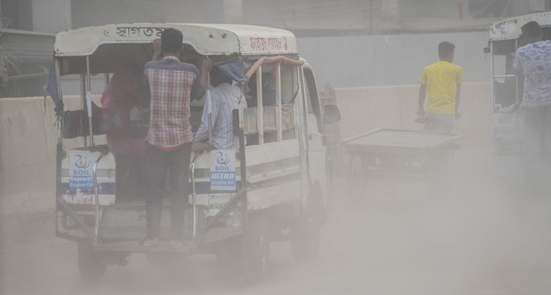 Air Quality Index: Dhaka ranks 4th worst