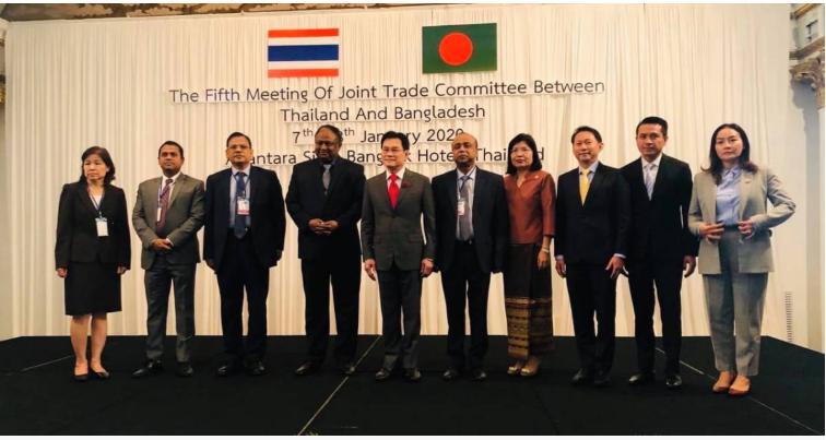 Dhaka shares list of 36 products with Bangkok for DFQF market access