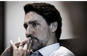 Justin Trudeau's new beard makes waves online