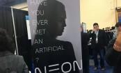 AI-powered avatar at tech show touted as 'artificial human'