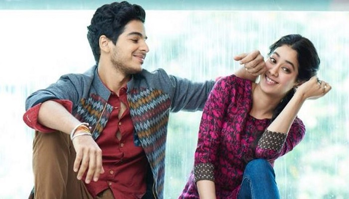 I stole a pillow for Janhvi Kapoor in a hotel, confesses Ishaan Khatter
