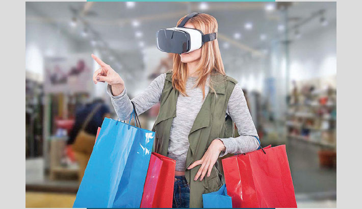 VR In E-Commerce: A New Horizon
