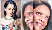 Chhapaak' a slap on those who commit acid attacks: Kangana