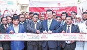 Midland Bank  opens agent  outlet at Dhaka  Cantonment
