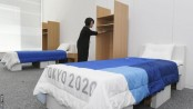 Recycled cardboard used for beds at Olympics and Paralympics