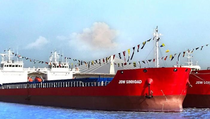 Western Marine exports two Bangladesh-made ships to India