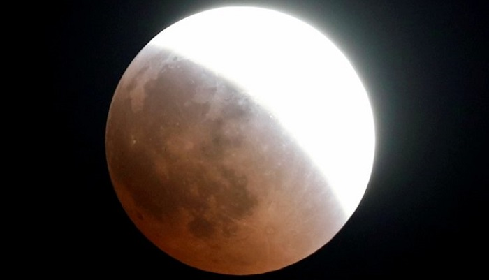 First full moon and lunar eclipse of 2020 termed as 'Wolf Moon'