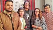 Four popular singers lend  voice to 'Mujib Barsho'
