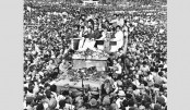 The Day Millions Converged in Dhaka