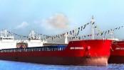 Western Marine exports two Bangladesh-made ships to India