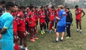 BB Gold Cup: Bangladesh to be happy with draw against Palestine