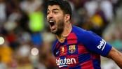 Suarez to undergo another knee surgery say Barcelona