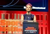 US World Cup star Rapinoe slams IOC 'no protest' policy