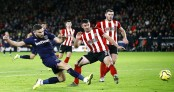 Sheffield Utd up to 5th in EPL after beating West Ham 1-0