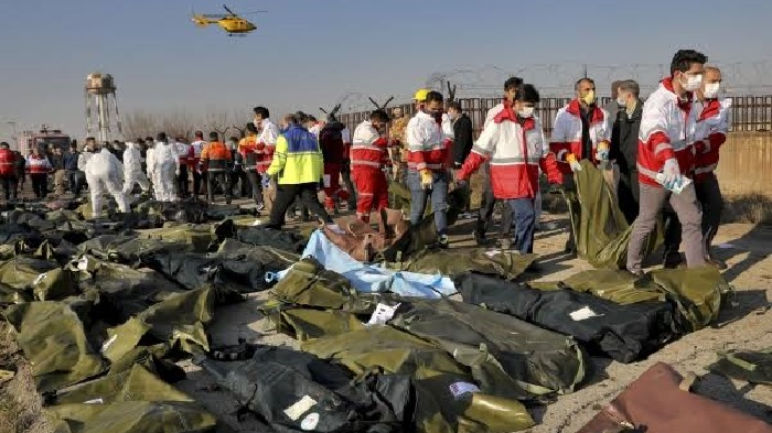 Russia urges Iran to 'learn lessons' from Ukraine plane crash