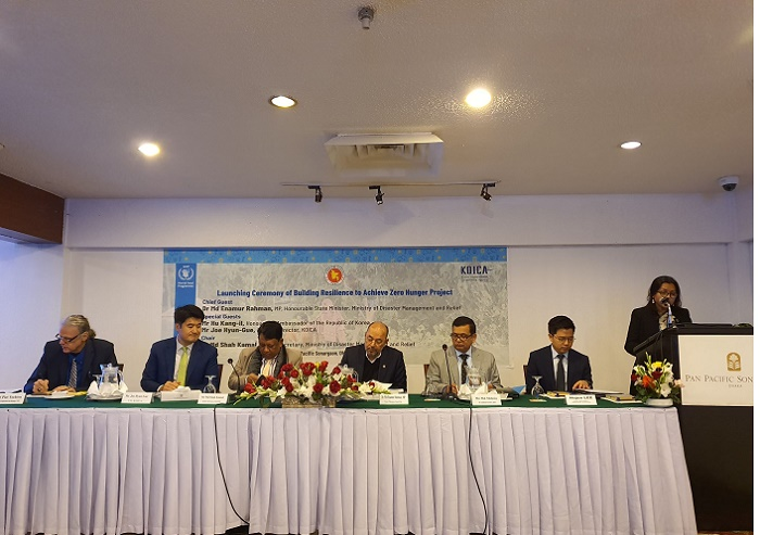 KOICA supports to strengthen Bangladesh's disaster resilience