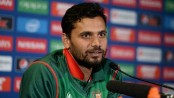 Mashrafe wants to play with 14 stitches in hand