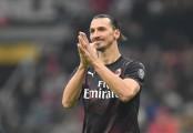 Ibrahimovic off the mark as AC Milan get back winning
