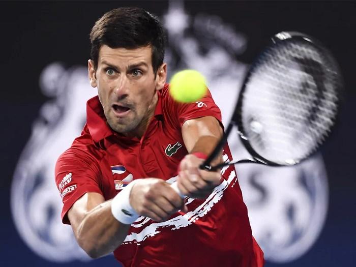 Djokovic insists no clear favourite for Australian Open
