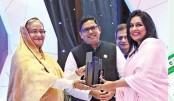 Shohoz's Maliha wins award
