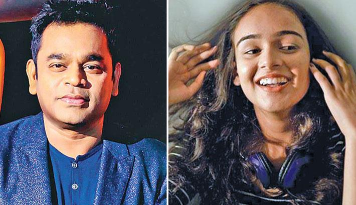 AR Rahman records new song with Kaveri Kapur