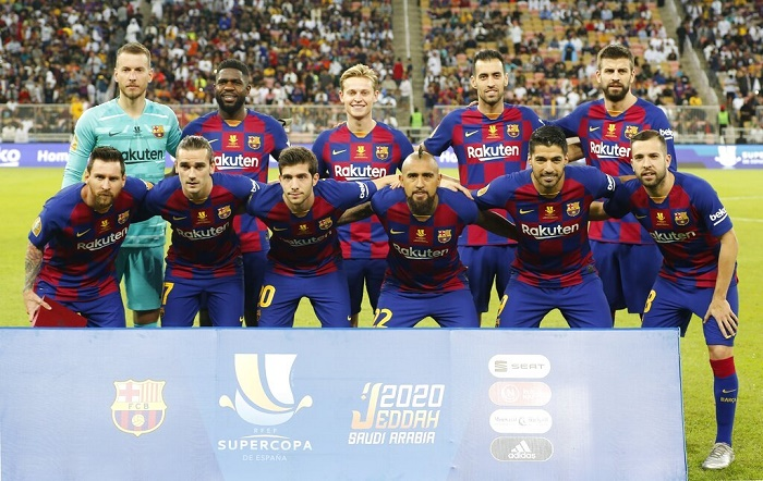Barcelona open record gap over Real in Deloitte Money League