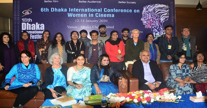 6th Dhaka International Conference on Women in Cinema held at DIFF