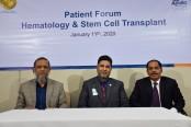 Apollo Hospitals organized a patient forum for blood cancer survivors