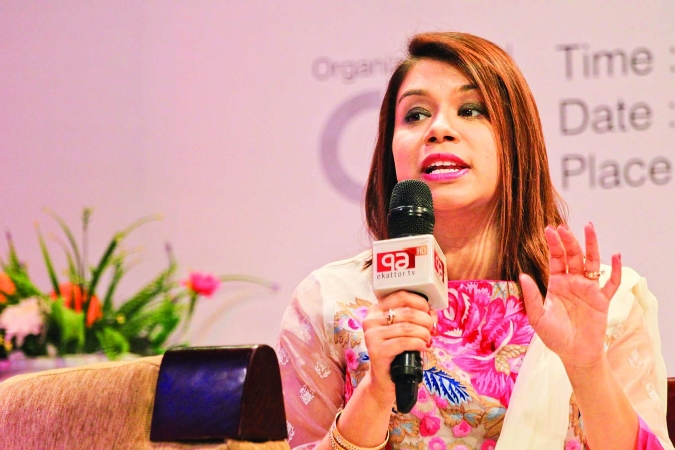 Tulip Siddiq appointed as UK shadow minister again
