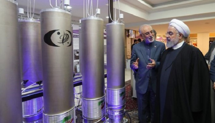 European powers accuse Iran of breaking nuclear deal