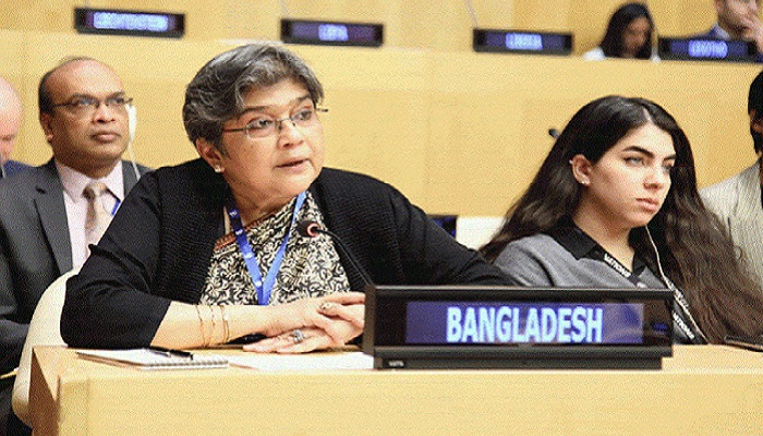 Bangladesh's Rabab Fatima elected President of UNICEF Executive Board