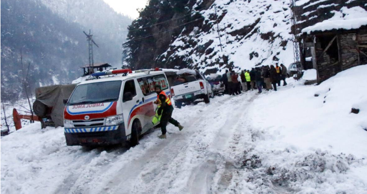 Pakistan: 21 more bodies recovered in avalanche-hit in Kashmir