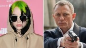 Billie Eilish is youngest artist to write for James Bond