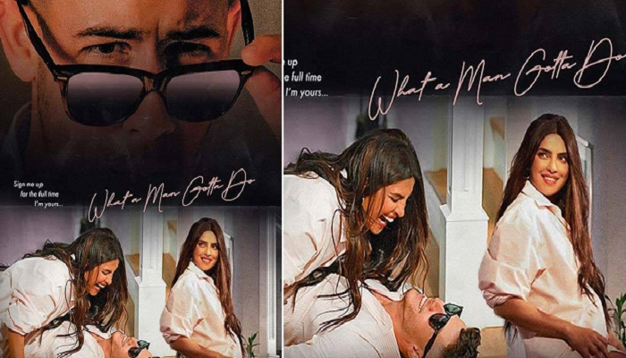 Priyanka Chopra is risky, says Nick Jonas