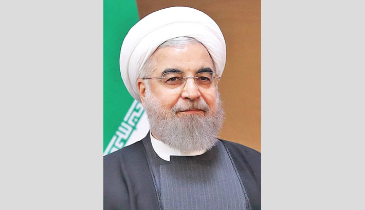 Rouhani seeks 'unity' after plane downing protests