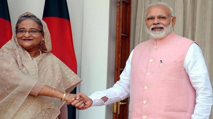 Modi conveys warm wishes for Hasina