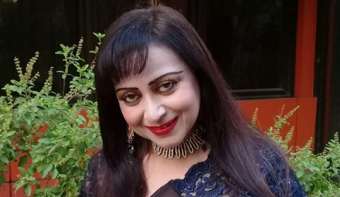 Actress Anjana Sultana sues magazine editor on extortion charges