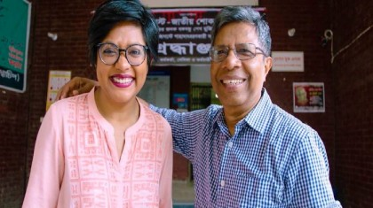 Bill Gates hails 'dynamic' Bangladeshi father-daughter duo (Video)