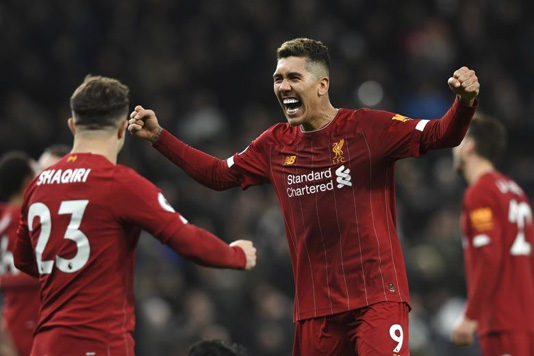 Relentless Liverpool seek to stretch lead over Man Utd to 30 points