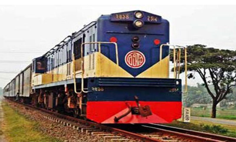 Man crushed under train in Gazipur